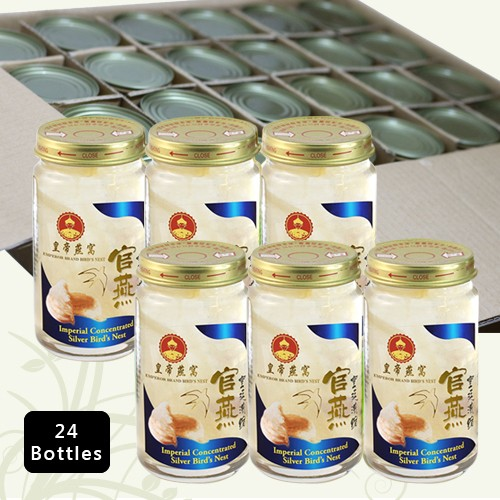 Imperial Concentrated Silver Bird's Nest 24x150ml