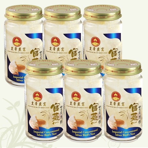 Imperial Concentrated Silver Bird's Nest 6x150ml