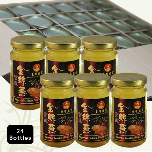Imperial Golden Birdnest 24X 150ml