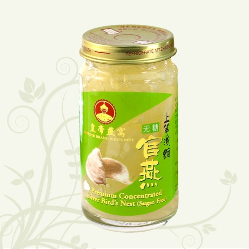 Premium Concentrated Silver Bird's Nest (Sugar Free)150ml