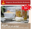 Premium Concentrated Silver Bird's Nest